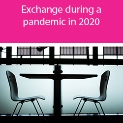 What it's really like being on exchange during a pandemic.